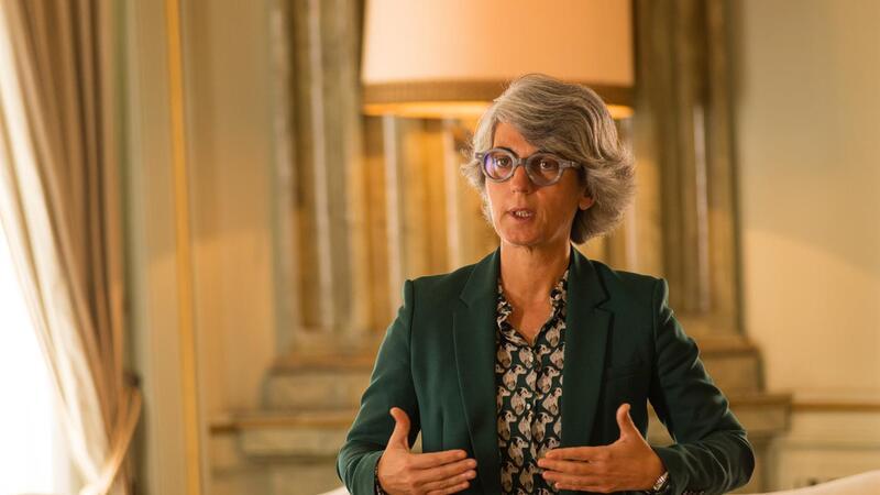 Graça Fonseca quer cultura e setores criativos no topo da agenda da UE